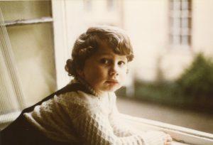 Bernhard Goodwin am Fenster